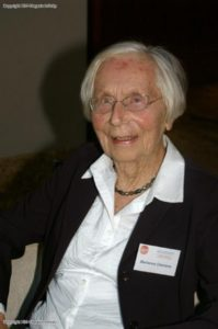 Wir gratulieren Marianne Clemens zum 105. Geburtstag!